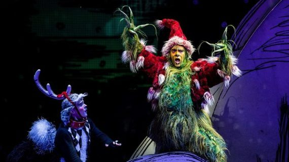 grinch events