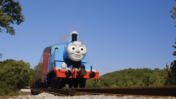 All aboard: Thomas the Tank chugs into Pittsburgh with two new attractions
