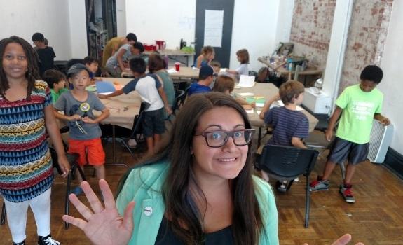 Kidsburgh Q&A: Nina Barbuto of Assemble and that $50,000 grant
