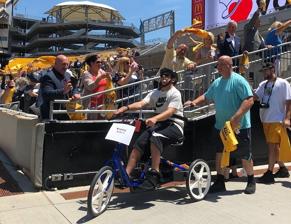 Adaptive bikes from Variety Pittsburgh equip kids with independence and inclusion