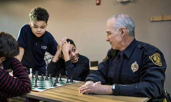 Kidsburgh Hero: David Shifren and the Pittsburgh Police Chess Club