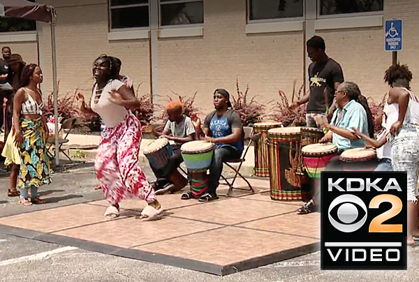 Kidsburgh: P.R.I.D.E. Festival helps African-American kids embrace their heritage