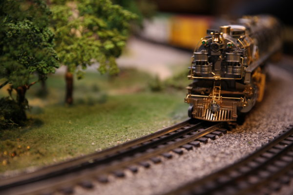 See the NEW model in Miniature Railroad & Village