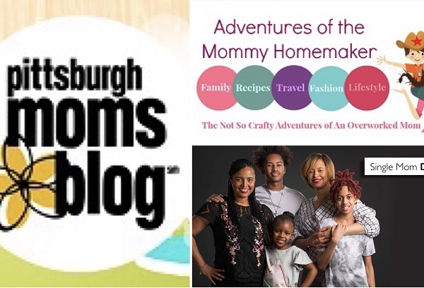 5 best mommy blogs in Pittsburgh
