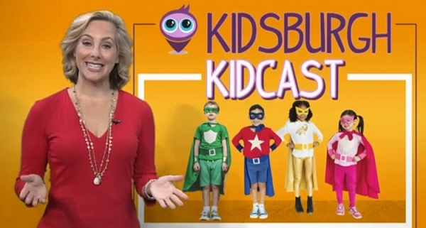 Kidcast looks at the Children's Fund – and how to teach your kids the importance of voting