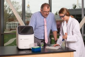 Shady Side Academy's McIlroy Center for Science and Innovation:  Taking science education to a new level