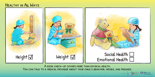 How to develop healthy social and emotional growth in your kids