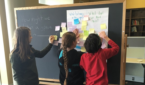 Find a social justice approach to education at City of Bridges High School