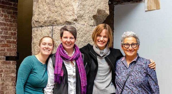 Get to know the 5 women at the helm of the state-of-the-art Museum Lab