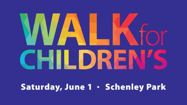 Why we walk for Children's