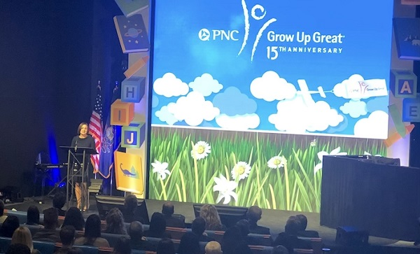 PNC's latest donation totals $500 million invested in Grow Up Great program