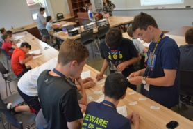 Find a summer camp that fits your student's schedule and interests at Central Catholic High School