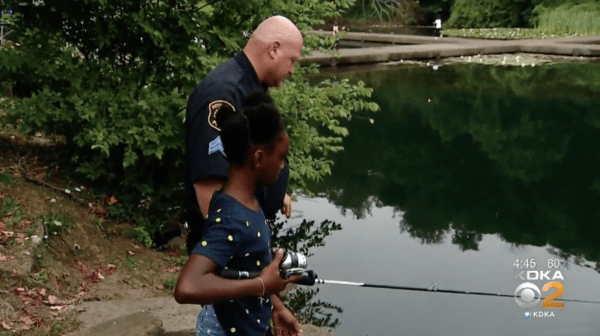 Let's Go Fishingbrings Pittsburgh urban communities together