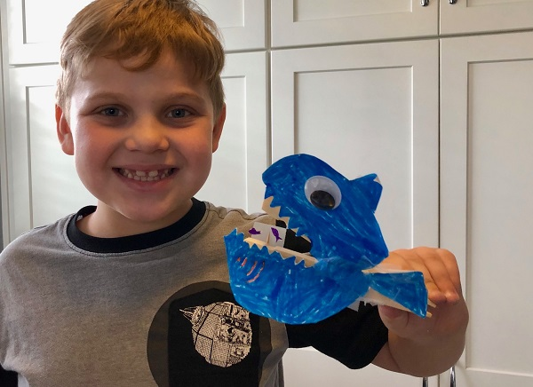 Maker Monday: Clothespin Puppets