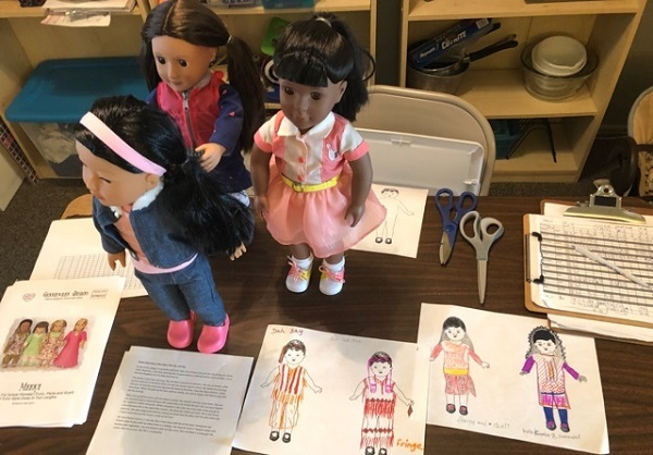 We're All Neighbors doll collection now reflects the diversity of Whitehall Library's community