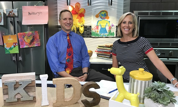 Kidcast explores questions about vaccines with pediatrician Dr. Todd Wolynn