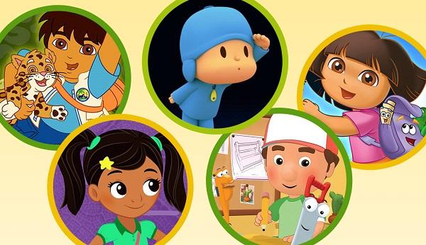 Common Sense Media: 5 bilingual TV shows for preschoolers