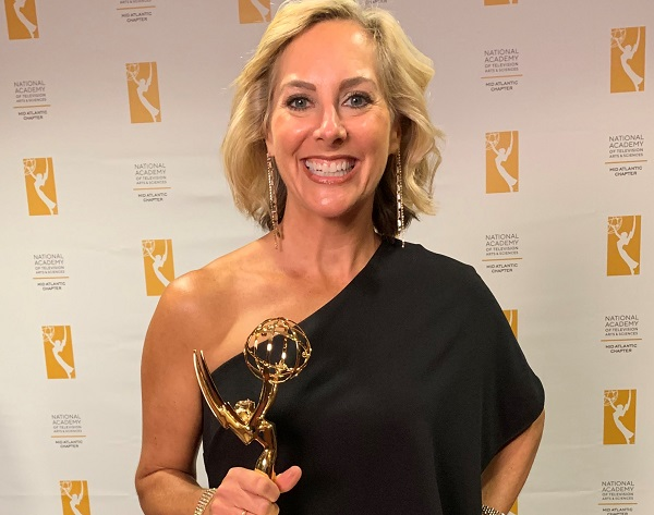 Kristine Sorensen wins Emmy Award for Kidsburgh stories