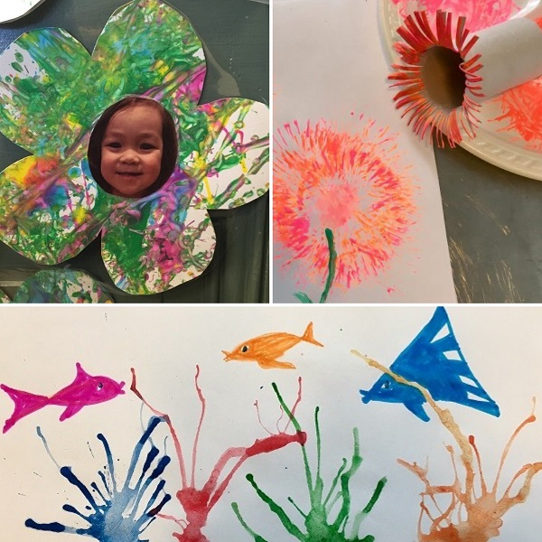 Maker Monday: 3 Playful Painting Projects