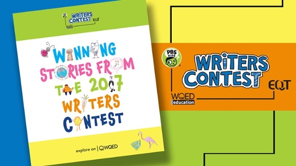 Sharpen your pencils and gather your markers! It's time for PBS KIDS Writers Contest
