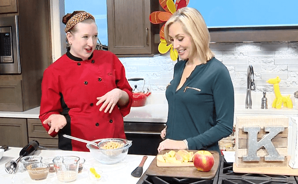 Kidcast shares a kid-friendly recipe for junior chefs