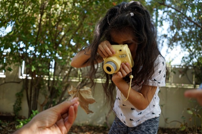 Teaching Photography to Kids
