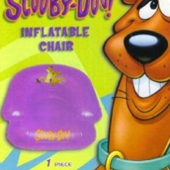 Scooby Doo Chair Folding Backpack Inflatable Pool Green Or Purple Color Toy
