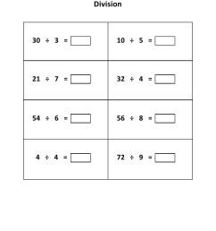 Grade 3 - Division Worksheet 9 - Kidschoolz [ 1320 x 1020 Pixel ]
