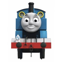 Thomas the Tank Engine Giant Wall Sticker with Hooks