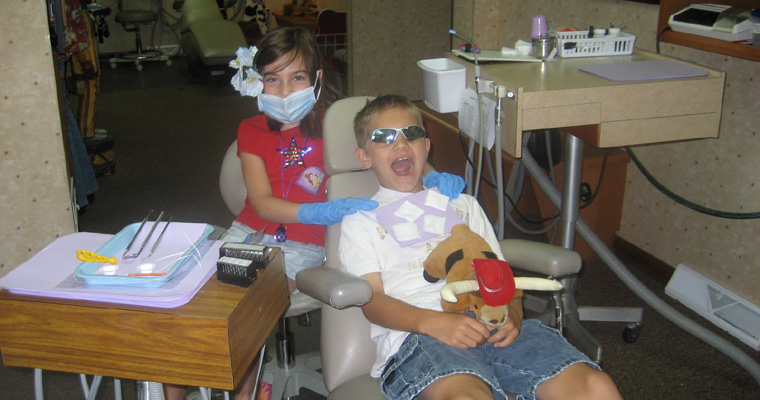 Changes in pediatric dentistry  strive to allay kids' fears