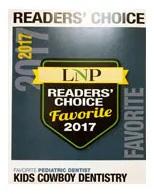 kids-cowboys-pediatric-dentistry-lancaster-pa-award_2017