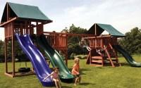 Best Ways Playground Sets Promote Active Lifestyles in Kids