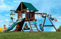 backyard playground sets - 28 images - wyatt underwood on ...