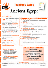 Ancient Egypt for iPad  Kids Discover
