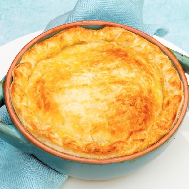 Salmon Leek Potato Pies Recipe Kids Eat By Shanai