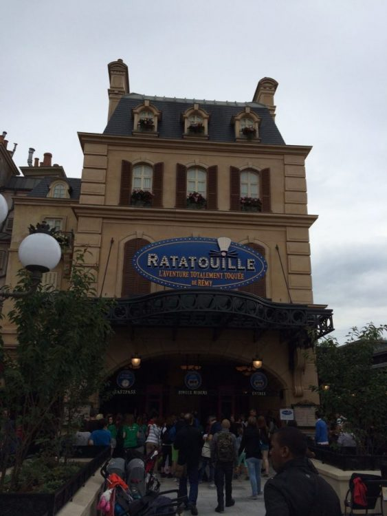 Blogtrip: Ratatouille – Disneyland Paris