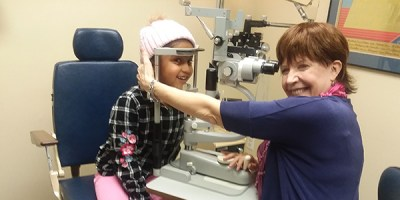 Joanne Waeltermann joins Kids Eye Care of Maryland - Baltimore County location