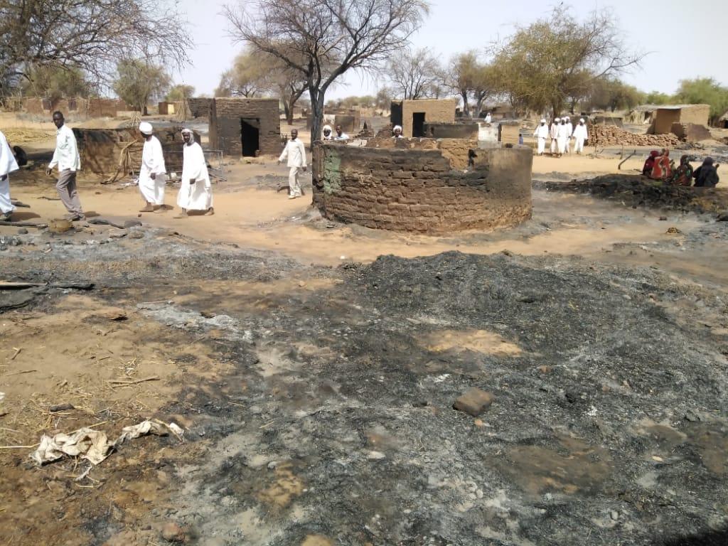 Fire in Um Hagalig 3