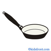 Kitchenware with Pictures for Kids
