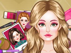Slimmer Face Real Makeup Free Princess Games