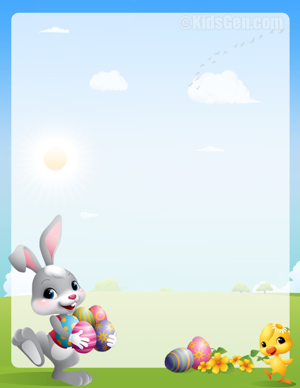 photograph relating to Letter From Easter Bunny Printable known as Absolutely free Easter Printable Easter Bunny Letter (and Further more