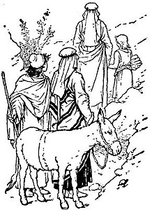 Story: THE STORY OF ABRAHAM AND ISAAC