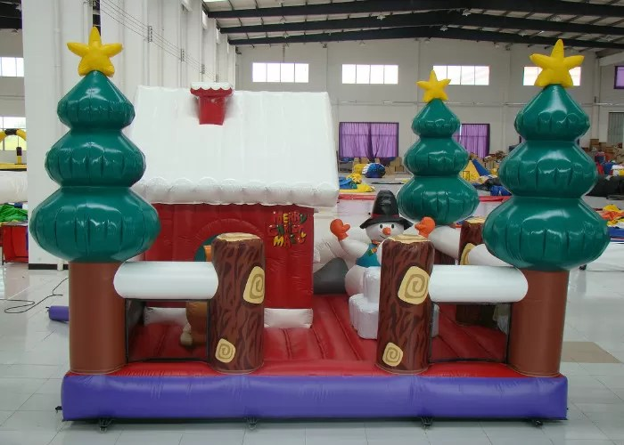 Party Blow Up Christmas Tree Decoration Giant Christmas