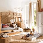 Safari Chic Kids Rooms By Kids Interiors