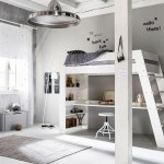The Advantages Of A Loft Bed In A Kid S Room