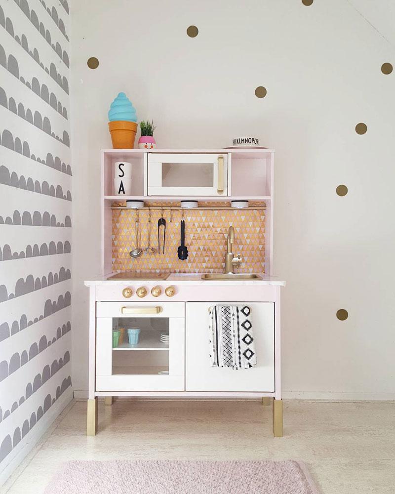Ikea Duktig Play Kitchen Hacks Kids Interiors