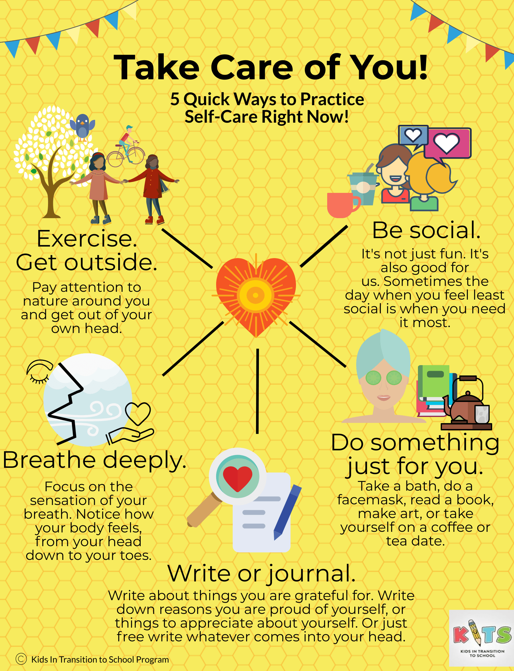 Take Care Of You 5 Quick Ways To Practice Self Care Right
