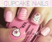 cupcake nails - kids kubby
