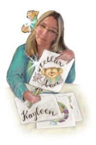 Kids Light up books Australian Authors Lisa Maravelis and Wendy Mason