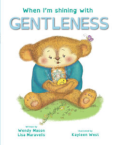 Children's Book Series Kids Light Up Gentleness Book